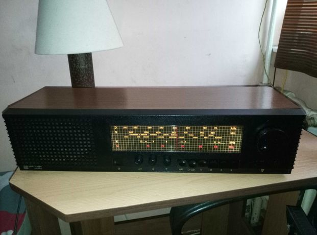 Przestrojone radio Taraban DMP -502