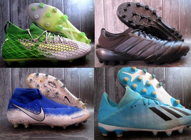 Футбольная обувь с Европы 28-48 р. Цены от 199 грн. 600 моделей