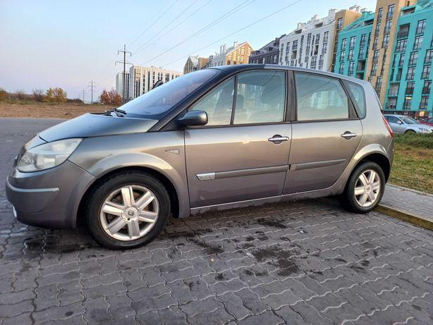 Renault Scenic 2 1.9 турбодизель 2003 р.