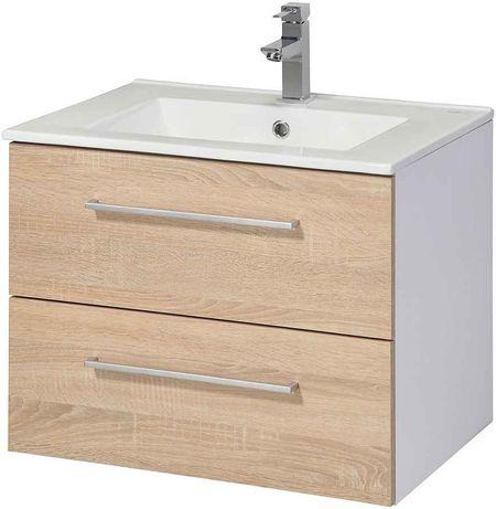 Szafka łazienkowa z umywalką. Palermo.60 cm.Nowa.
