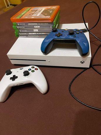Xbox One 2 pady i top gry STAN IGŁA