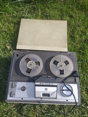 Magnetofon szpulowy ZK140T