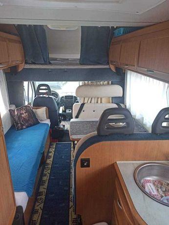 Autocaravana  McLouis 420 Lagan