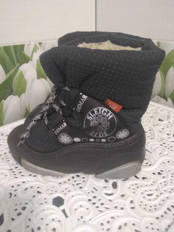 Зимние ботинки DEMAR мальчик