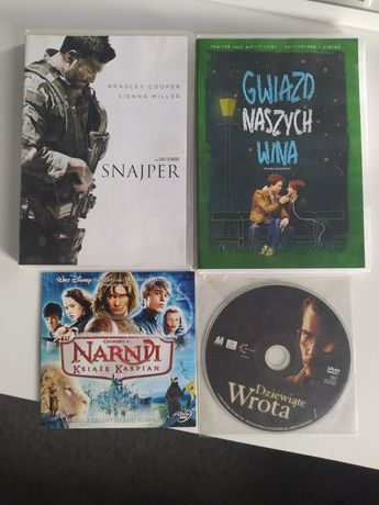 Zestaw filmów (DVD)