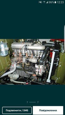 Двигун  Газель Газ 69 Уаз..
