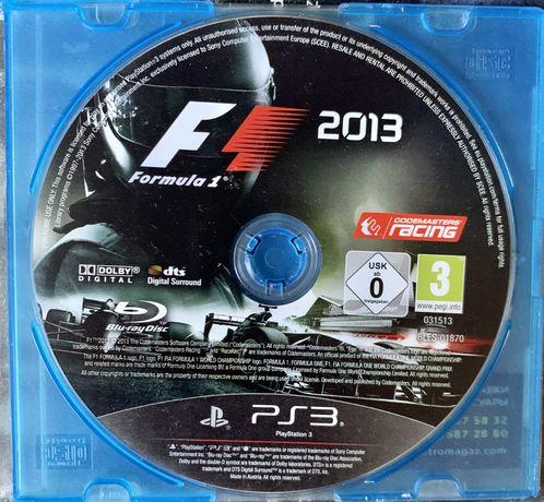 Gra Formula 1 F1 2013 na PS3