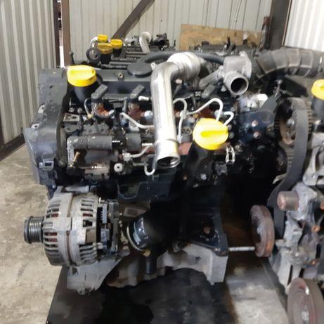 Двигатель 1.5 dCi Siemens euro4 K9K732 Renault Megane 2 Scenic 2