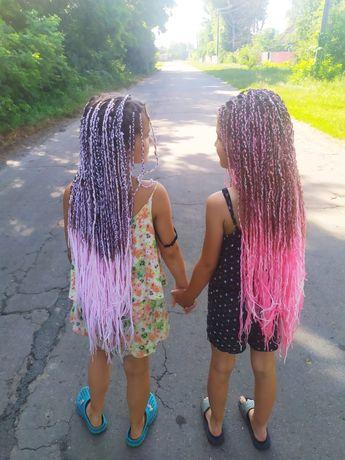 Афрокосы афрокосички плетение кос афрокос