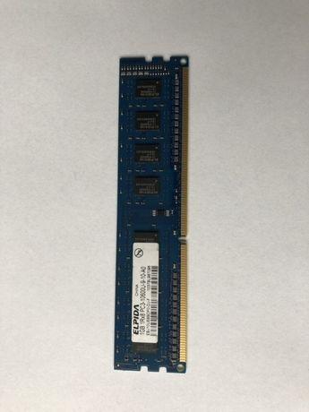 Pamięć RAM Elpida 1GB PC3-10600U-9-10-A0 (DDR3-1333)