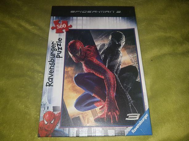 Puzzle Spider-man 3 500 elementów