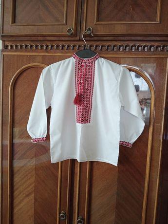 Вишита сорочка для хлопчиків
