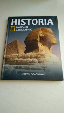 National Geographic Historia, tom I Pierwsi Faraonowie
