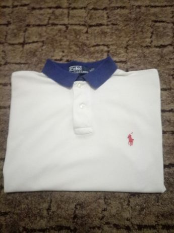 Крутая футболка-поло Polo Ralph Lauren