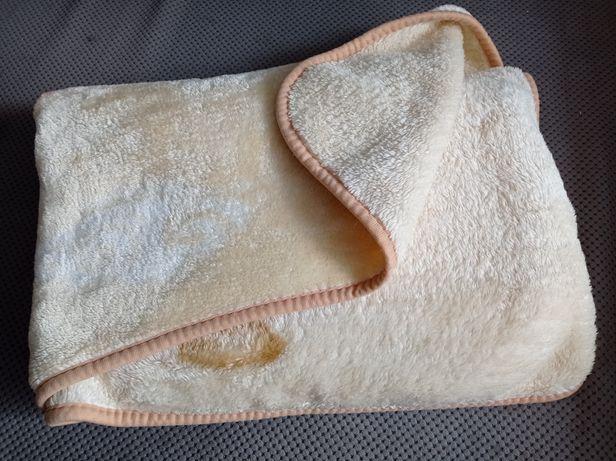 Детское плюшевое  одеяло 108х133см.