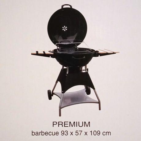 Barbecue KASA redondo Novo(Selado)