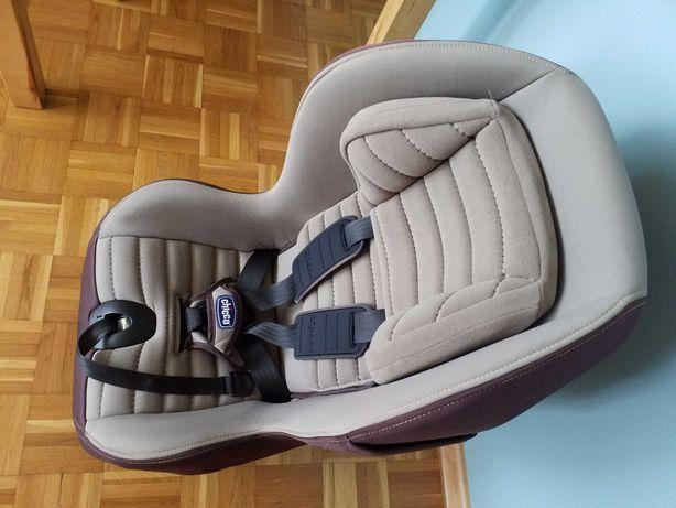 Fotelik Chicco 9-18 kg bezpieczny regulacja położenia z instrukcją