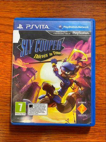 Sly Cooper Thieves in Time Złodzieje w Czasie VITA PSP