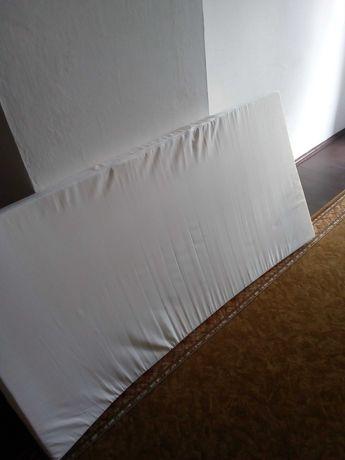 materac piankowy do łóżeczka 80x160
