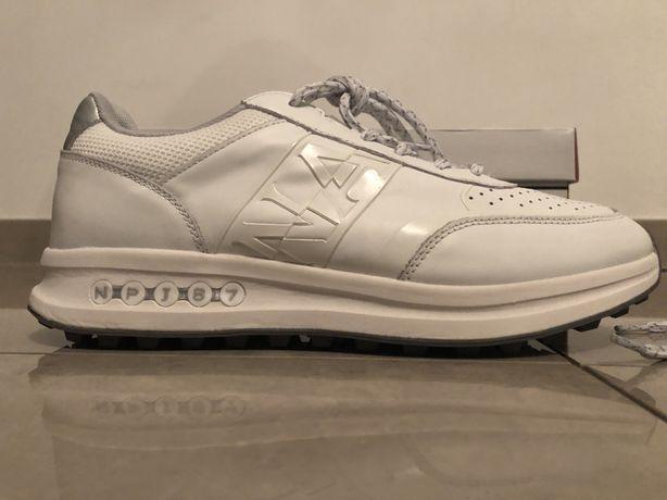 Sneakersy męskie Napapijri Slate