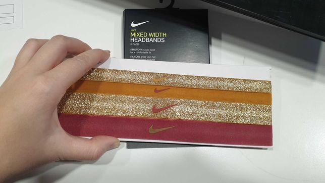 4 HeadBands Nike novas sem qualquer uso.