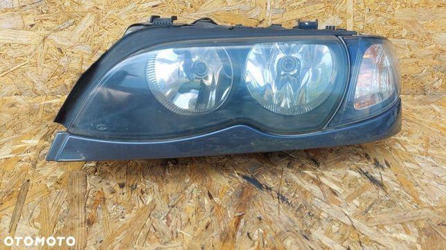 REFLEKTOR LAMPA LEWA LEWY PRZÓD BMW E46 LIFT
