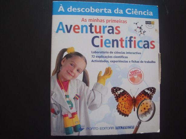 Experiências Científicas DVD