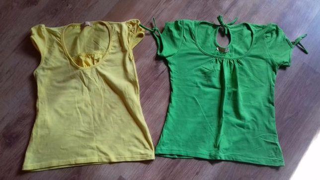 Paka/tunika/bluzki/bluzka rozmiar 36/38/40 5 szt + 5 szt GRATIS!!!