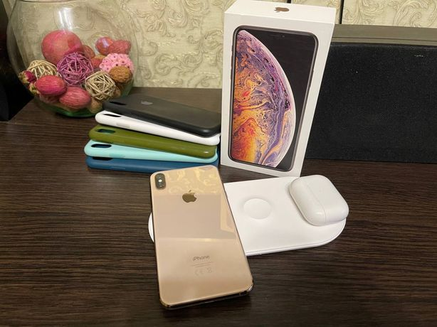 Продам IPhone XS MAX 256gb ***НОВЫЙ***