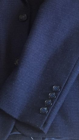 Красивый костюм шерсть (пиджак, брюки) можно как школьная форма