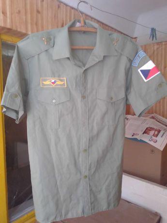 Рубашка армии Чехии