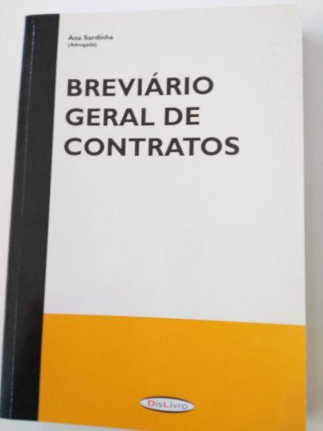 Breviário Geral de Contratos