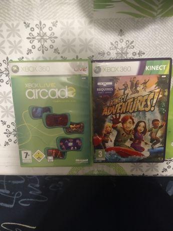 Xbox 360 i Kinect