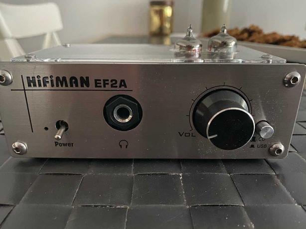 HiFiMAN EF-2A - wzmacniacz słuchawkowy z przetwornikiem USB DAC