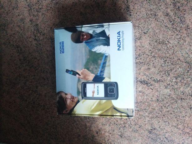 Nokia 6288 cały zestaw
