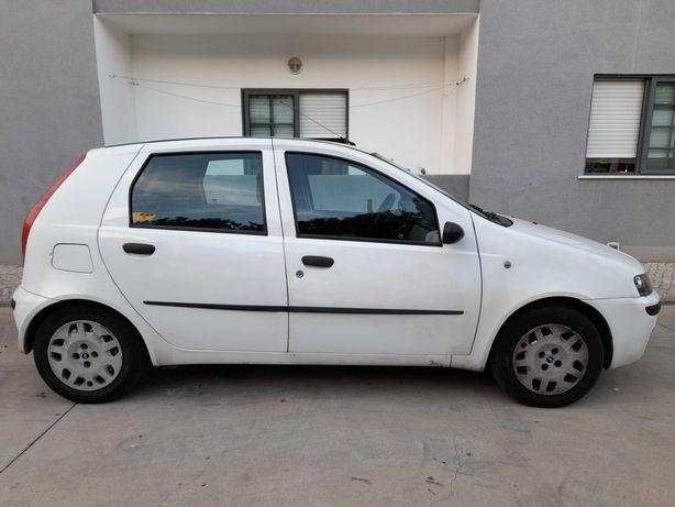 FIAT PUNTO LEX 2000 .06.02   1.3  GASOLINA   1100€
