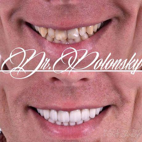 Качественное лечение и протезированием зубов Одесса