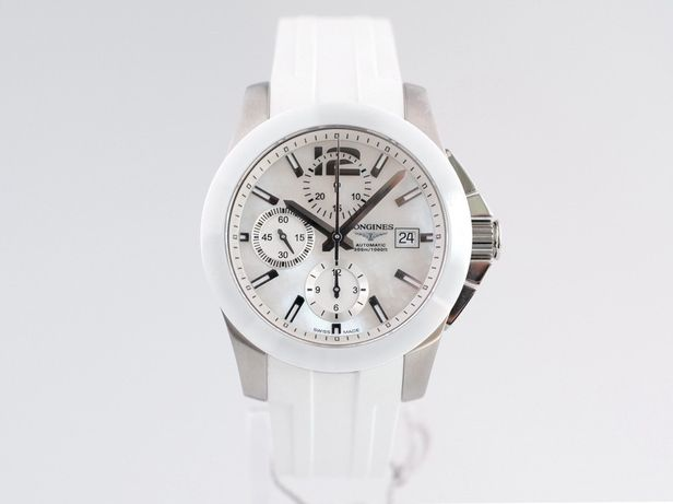 Longines Sport Collection Conquest Chronograph automatic
