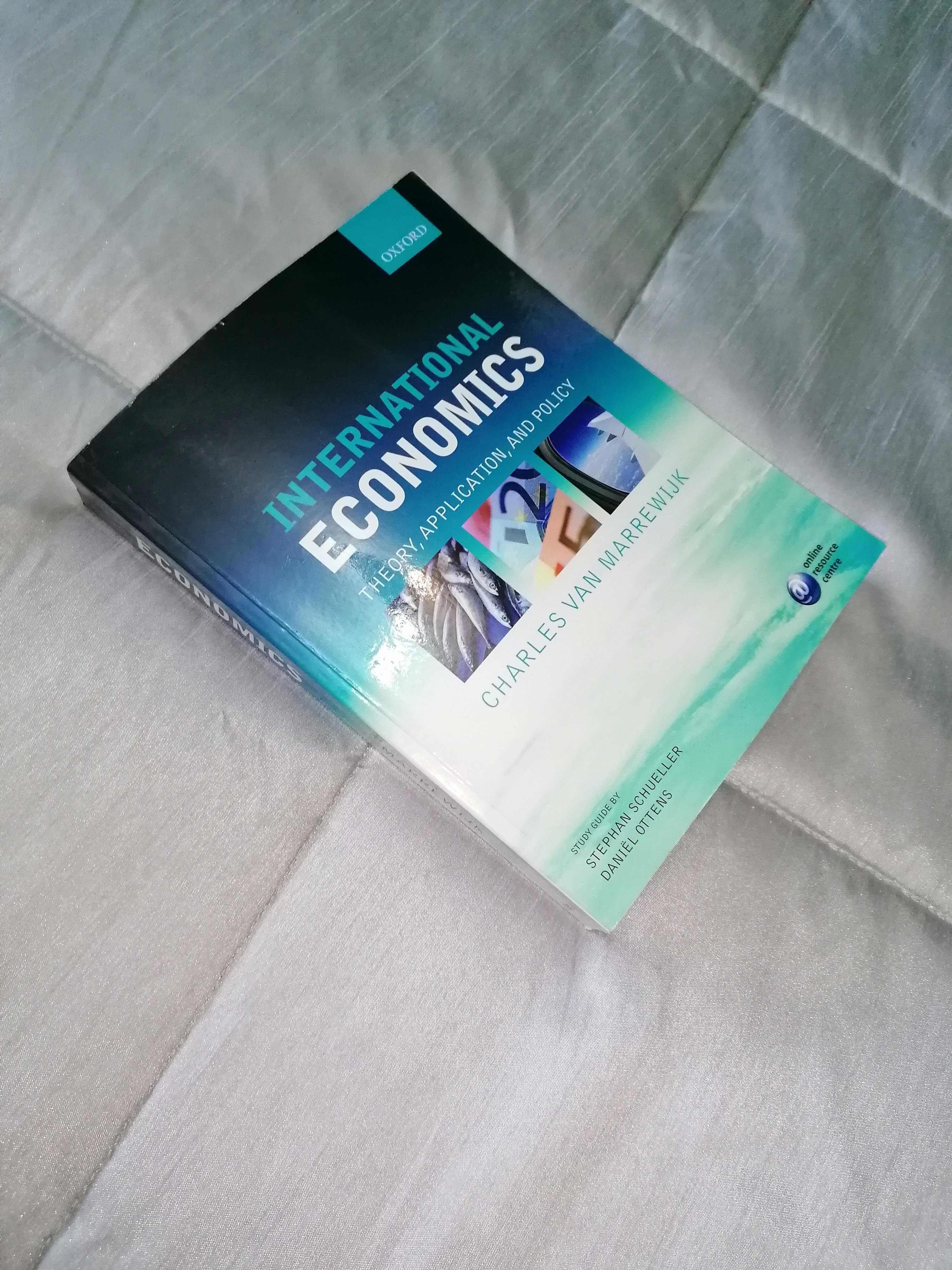 International Economics, Charles Van Marrewijk
