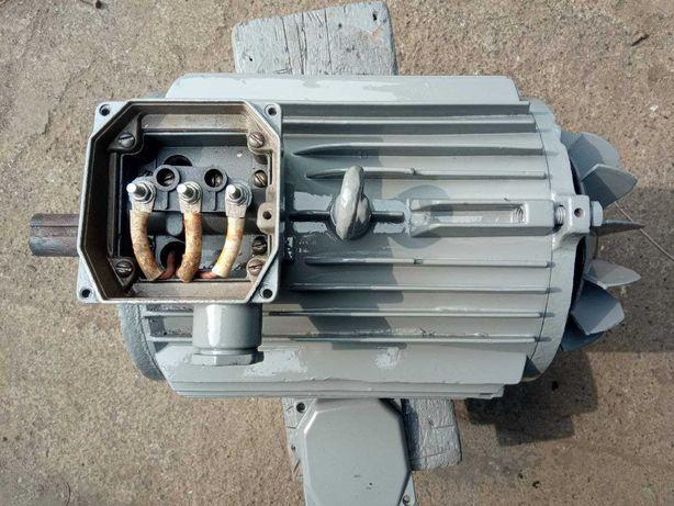 электродвигатель 11 кВт 3000 оборотов електродвигун мотор 380В