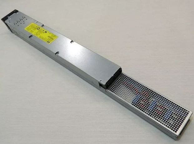 Серверный блок питания 12v HP HSTNS-PR16 2450W для майнинга \ БП лыжа