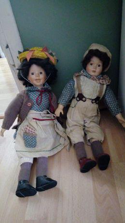 Stare lalki bez ubytków