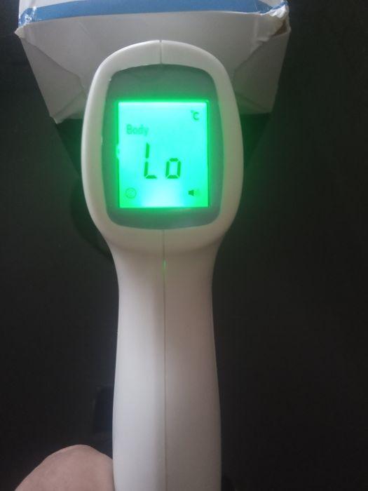 Termómetro Digital de infravermelho sem contato São Mamede De Infesta E Senhora Da Hora - imagem 1