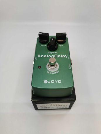 Joyo JF-33 Analog Delay efekt gitarowy delay