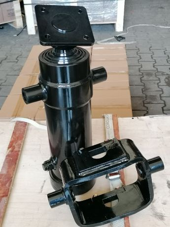 Siłownik Teleskopowy Cylinder przyczepy 110/4/1300 skok 1300