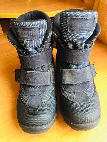 Продам зимові черевики на хлопчика