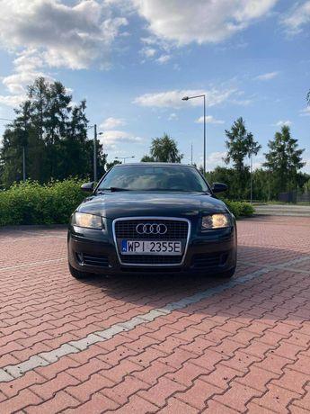 Salon Polska Audi A3 8P 2.0TDI Sportback 170KM bkd