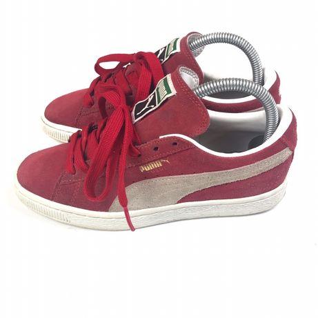 Puma Suede замшевые кроссовки / кеды Размер 37 стелька 23 см