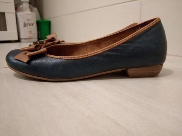 buty skórzane Lasocki