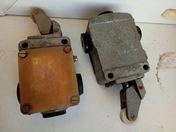 Концевой выключатель, микропереключатель БДС 7695-74